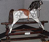Victorian rocking-horse