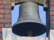 a bell in spode pottery 2009