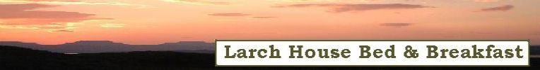 Larch House Bed & Breakfast