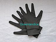 Black Competition Gloves
