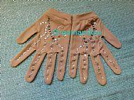 Bespoke Crystal Gloves