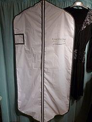 Garment Carrier unfolded