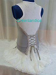 Bella Design Celtic Dress back view