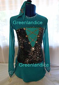 Greenlandice Fairy Dress
