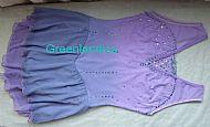 Jeannie design in Lilac/Lavender