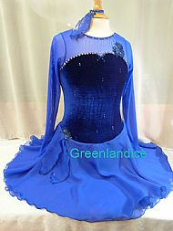 Sophie Design in Royal Blue