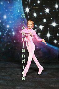 Pink Unitard