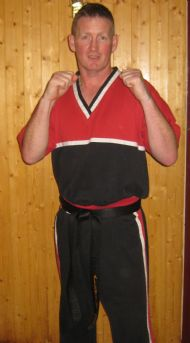 Sensei Paul McDonald