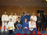 Judo with Sensei Gary Don 6th Dan