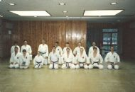 Karate old class pic