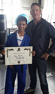 Junior Black Belt