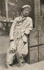Edmund Payne in the Sunshine Girl