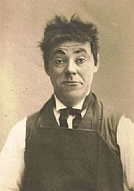 Edmund Payne as Meakin in The Orchid