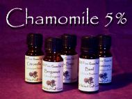 Chamomile 5% Essential Oil