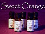 Orange (Sweet Orange) Essential Oil