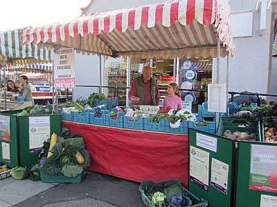 farmers market at ardersier, once a month on the  second saturday in the month