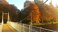 ness islands in autumn colours