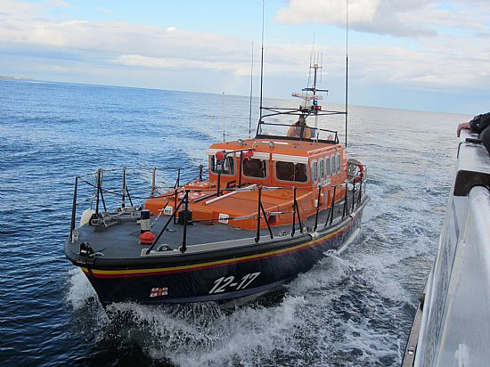 lifeboat to the rescue