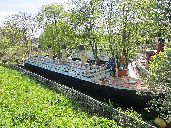 titanic museum in inverness