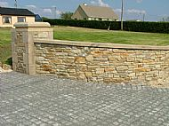 One of Our Garden Wall Stones