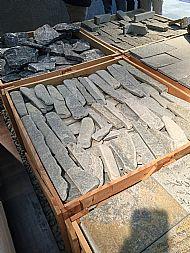 Tumbled Paddle stones