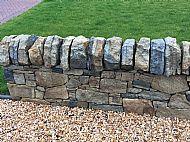Mountcharles mixed colour sandstone