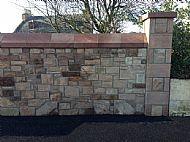 Reclaimed mixed sandstone