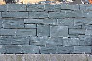 Green Slate Cropped walling