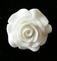 D2 WHITE ROSE BADGE