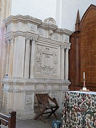 TOMB AND MEMORIAL OF RICHARD DUKE OF YORK