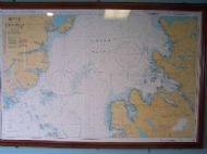 Chart of the Minch