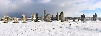 callanish standing stone circle, lewis