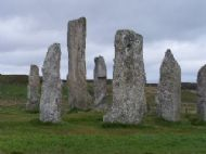 Stone circle at Callanish