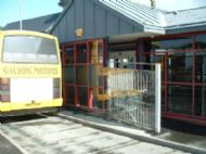 Bus station, Stornoway