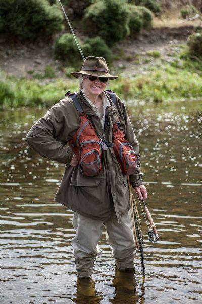 Heather Cary Animal Portraits Fishing Instructionbrooches