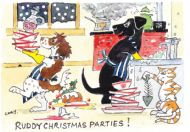 Ruddy Christmas Parties!