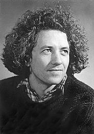 photograph of alan watson, 1990 (c)peter adamson, university of st andrews