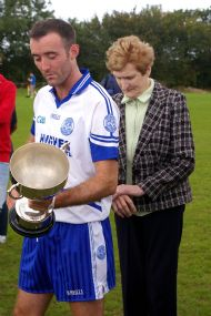 Mick Sugrue Winners 2011