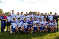 Fr Taffe Cup Winners 2011 (v St Mary's)