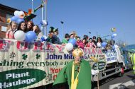 St Patricks Parade 2012