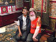 Kathmandu shopkeeper