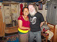 With Kalyani