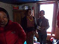 Kalyani, Molly & Buddha Llama