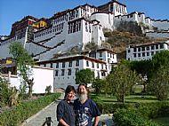 Potalla Palace, Tibet