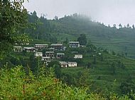 The village of Salle