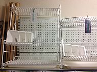 2 and 3 tier plate drainer