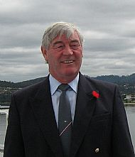 Mike Graham - Retired New Zealand 2012