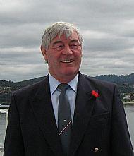 Mike Graham - Retired New Zealand 2012