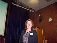 Karen Leahair Area Welfars Officer North East