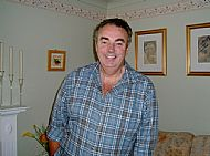 Dave Simpson  B/R 11      (RIP) 25/01/2011 Photo taken Sept 2003